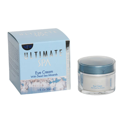 Ultimate Spa Eye Cream