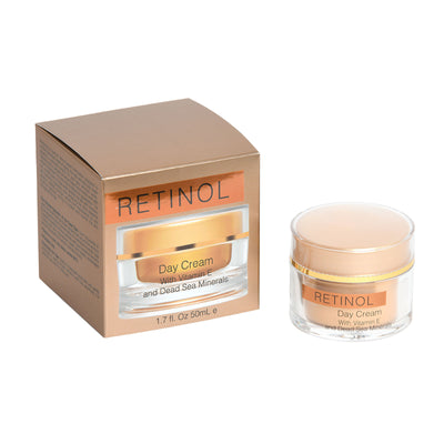 RETINOL Day Cream With Vitamin E