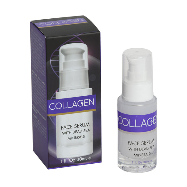 Collagen Face Serum with Dead Sea Minerals