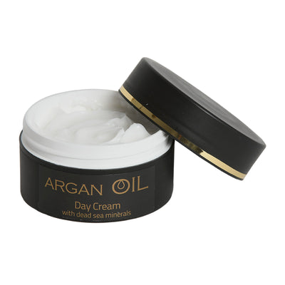 Argan Oil Day Cream with Dead Sea Minerals
