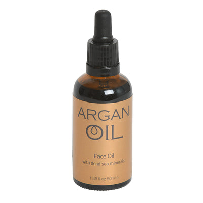 Argan Oil Face Oil with Dead Sea Minerals