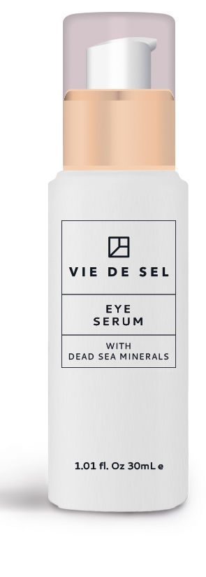 VIE DE SEL Eye Serum With Dead Sea Minerals