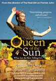 QUEEN OF THE SUN: WHAT ARE THE BEES TELLING US? DVD COVER