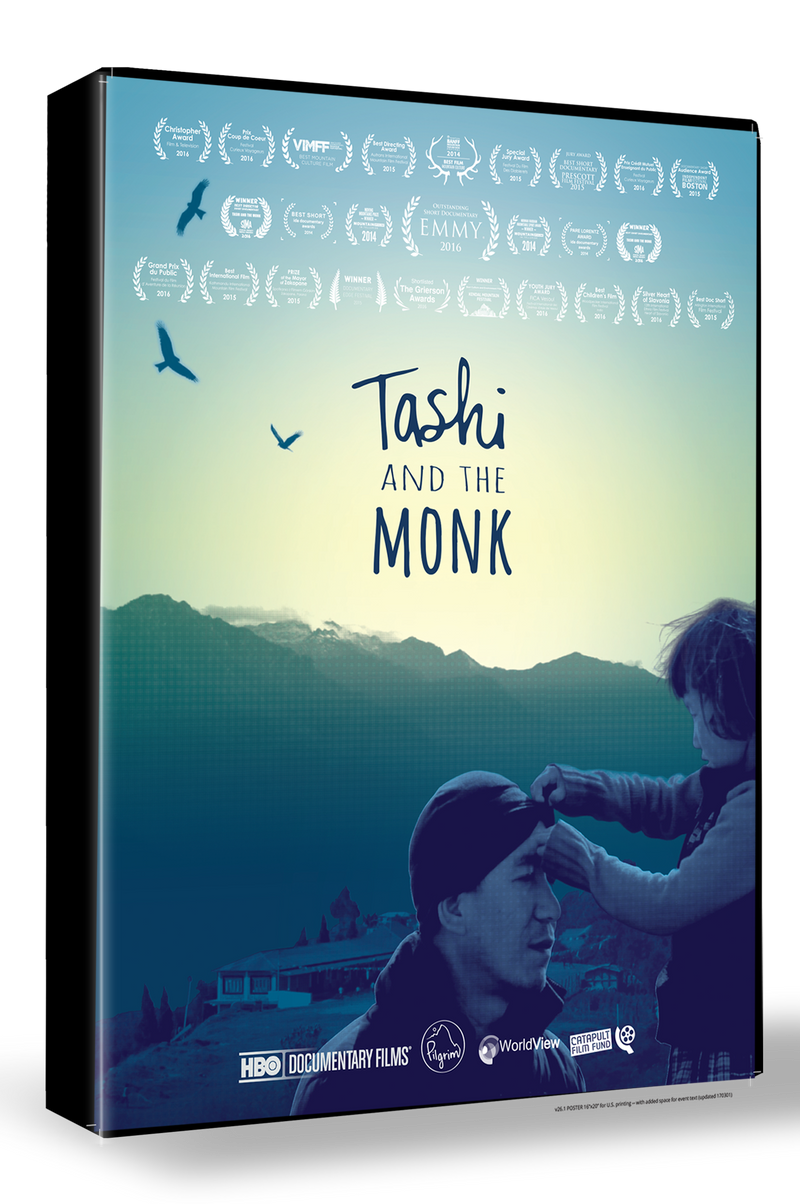 Tashi and the Monk (educational)
