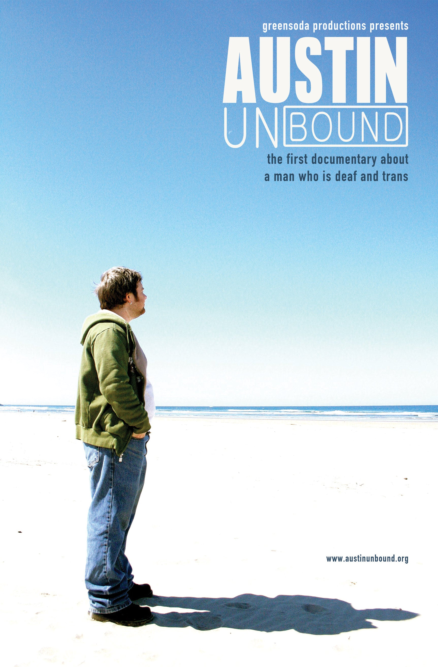 Austin Unbound: a Deaf Journey of Transgender Heroism