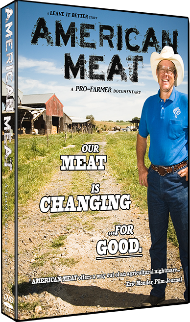 American Meat DVD case