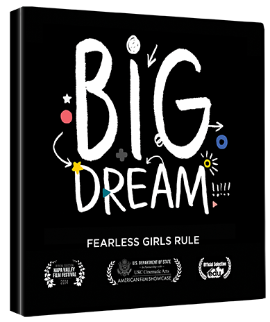 Big Dream DVD Case