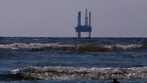 Oil rig Deepwater Horizon explosion from Ecocide documentary