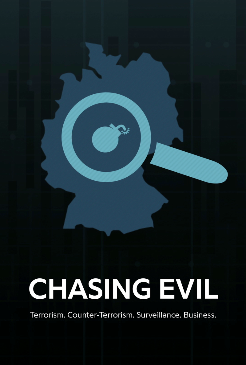 Chasing Evil: Hunting Terror on the Web