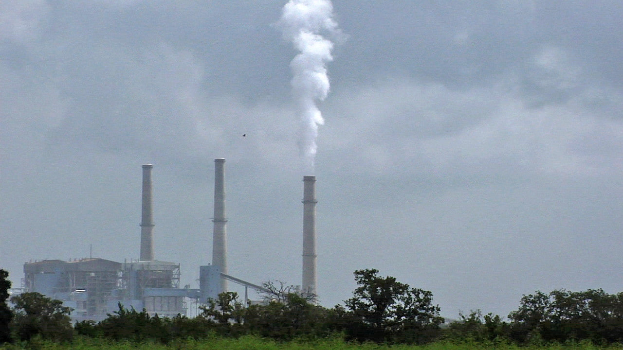 Fighting Goliath: Texas Coal Wars