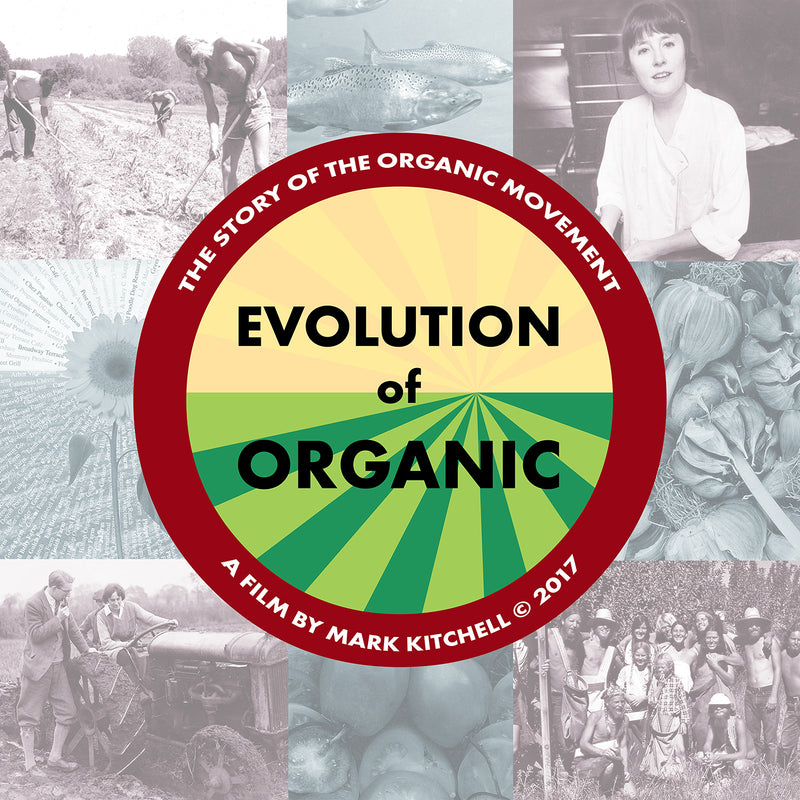 Evolution of Organic (Host a Screening)