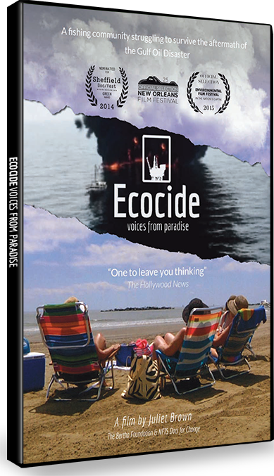 Ecocide - Voices from Paradise