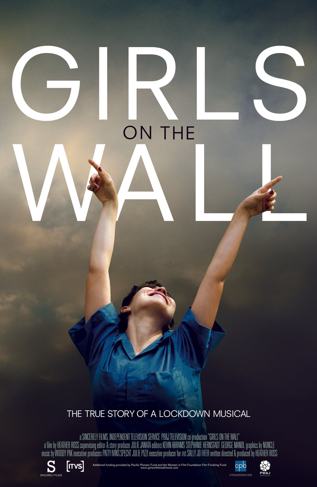 Girls on the Wall: The True Story of a Lockdown Musical