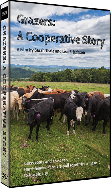 GRAZERS: A Cooperative Story (educational)