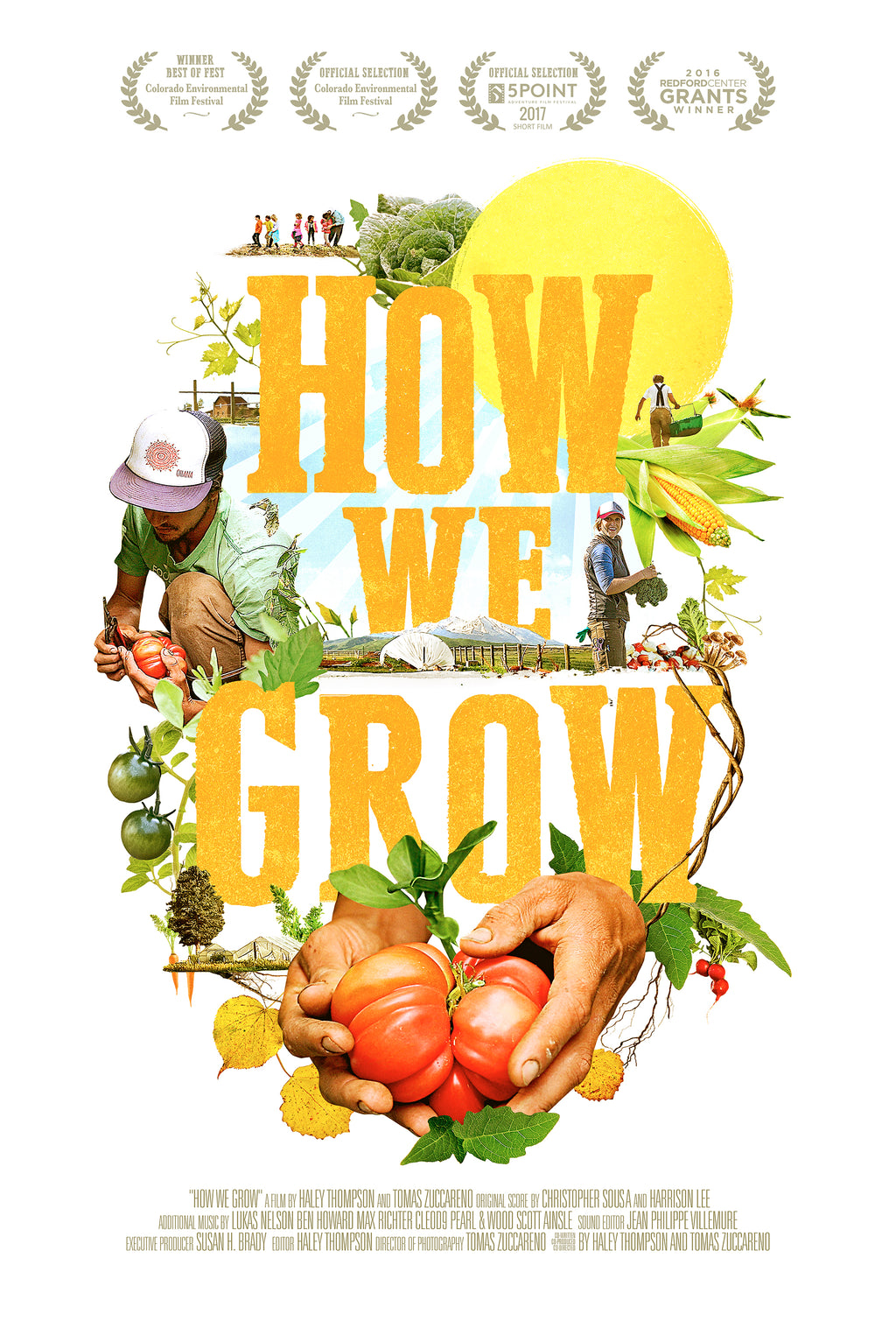 How We Grow (Pre-Order)