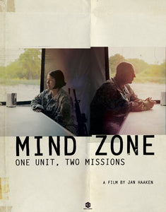Mind Zone: Therapists Behind the Front Lines