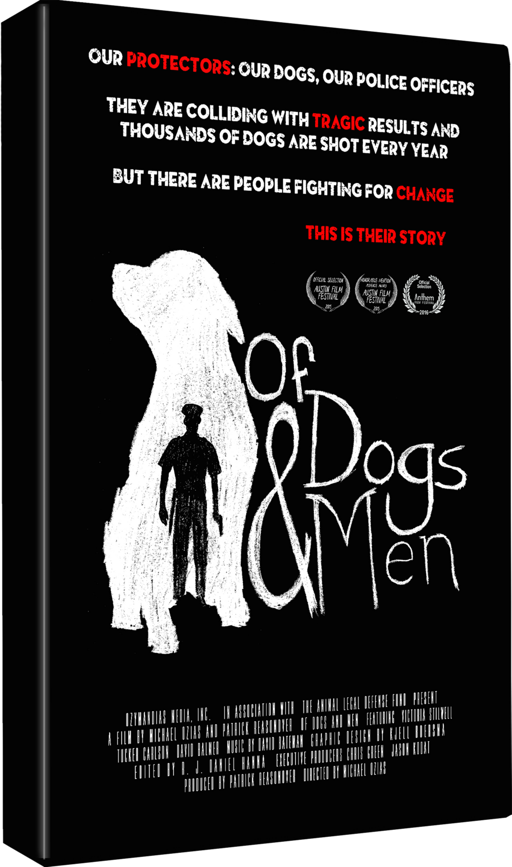 Of Dogs and Men (screening)