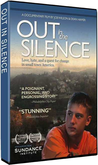 Out in the Silence (home-use)