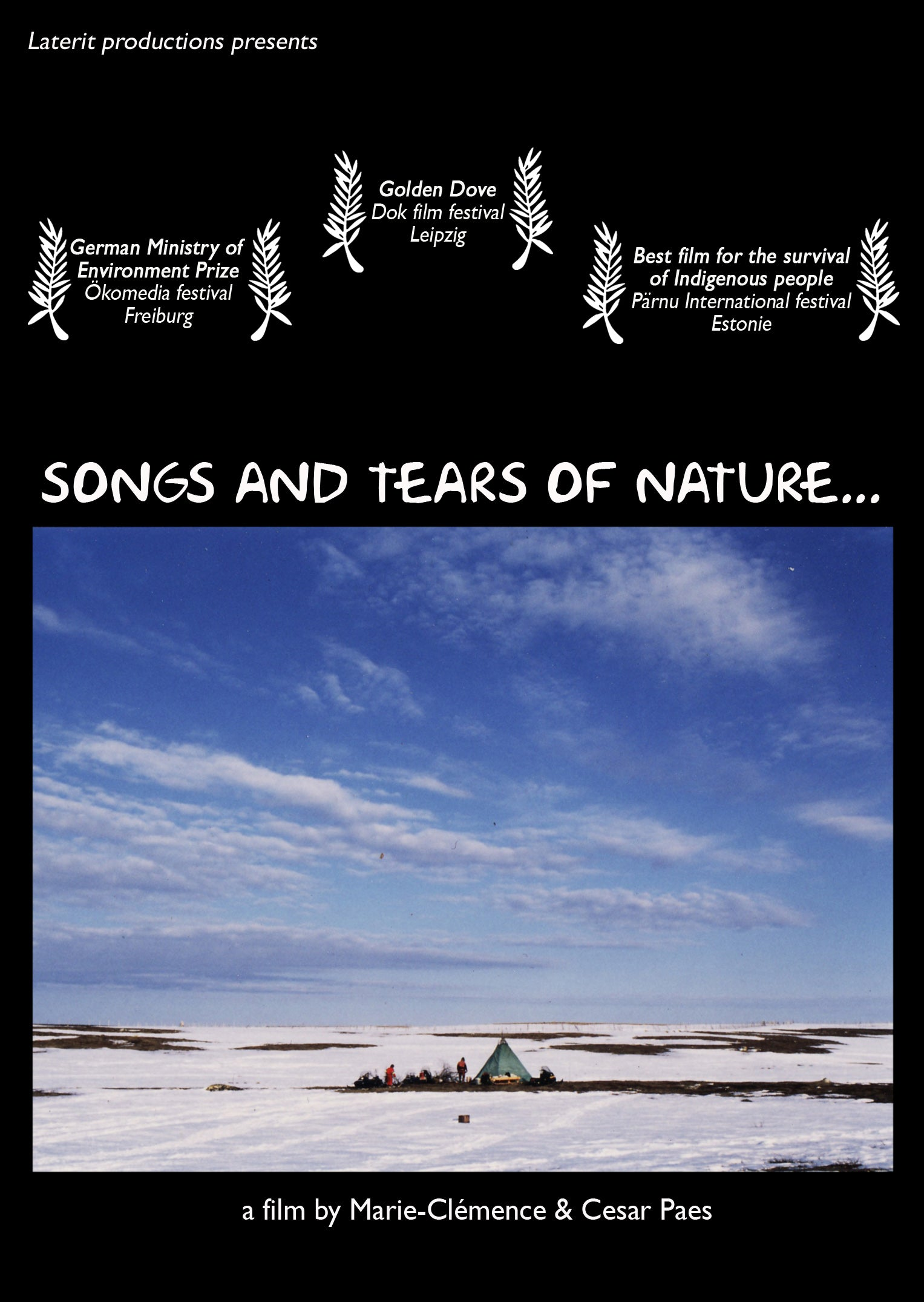 Songs and Tears of Nature
