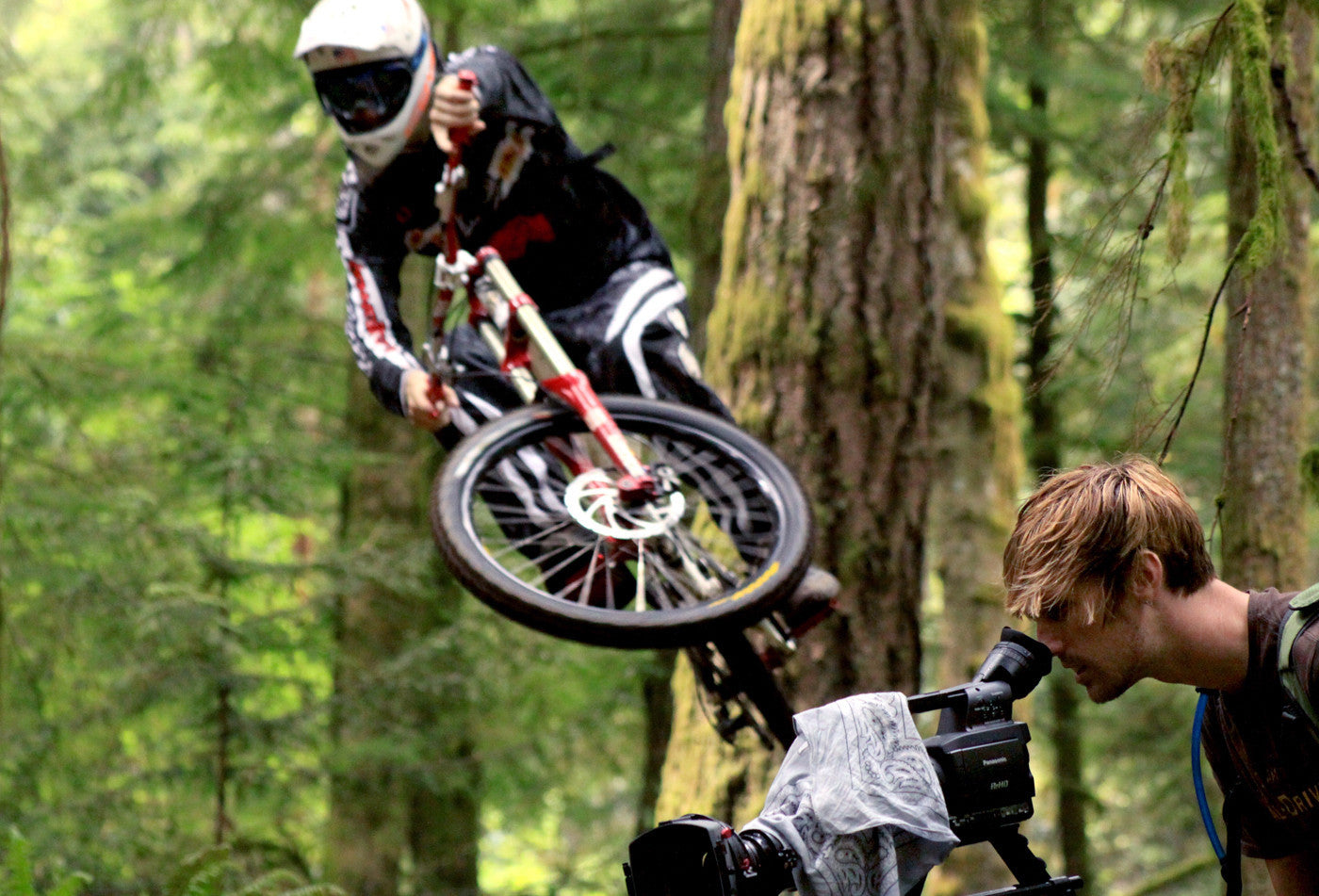 """... Scene from documentary """"Pedal-Driven: A bike-umentary"""" ..."""