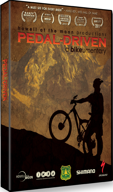 Pedal-Driven: A bike-umentary- (screening)