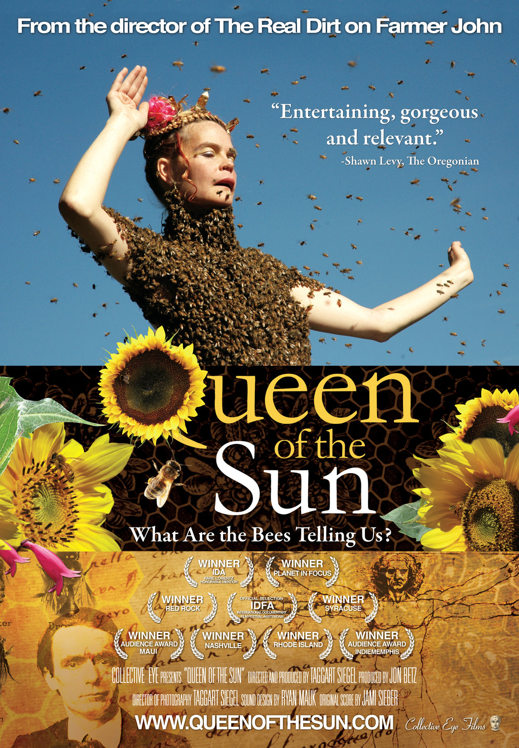 Queen of the Sun: What are the Bees Telling Us? (home-use)
