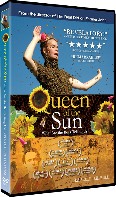 Queen of the Sun DVD Case