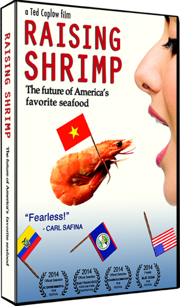 Raising Shrimp: The Future of America's Favorite Seafood (home-use)