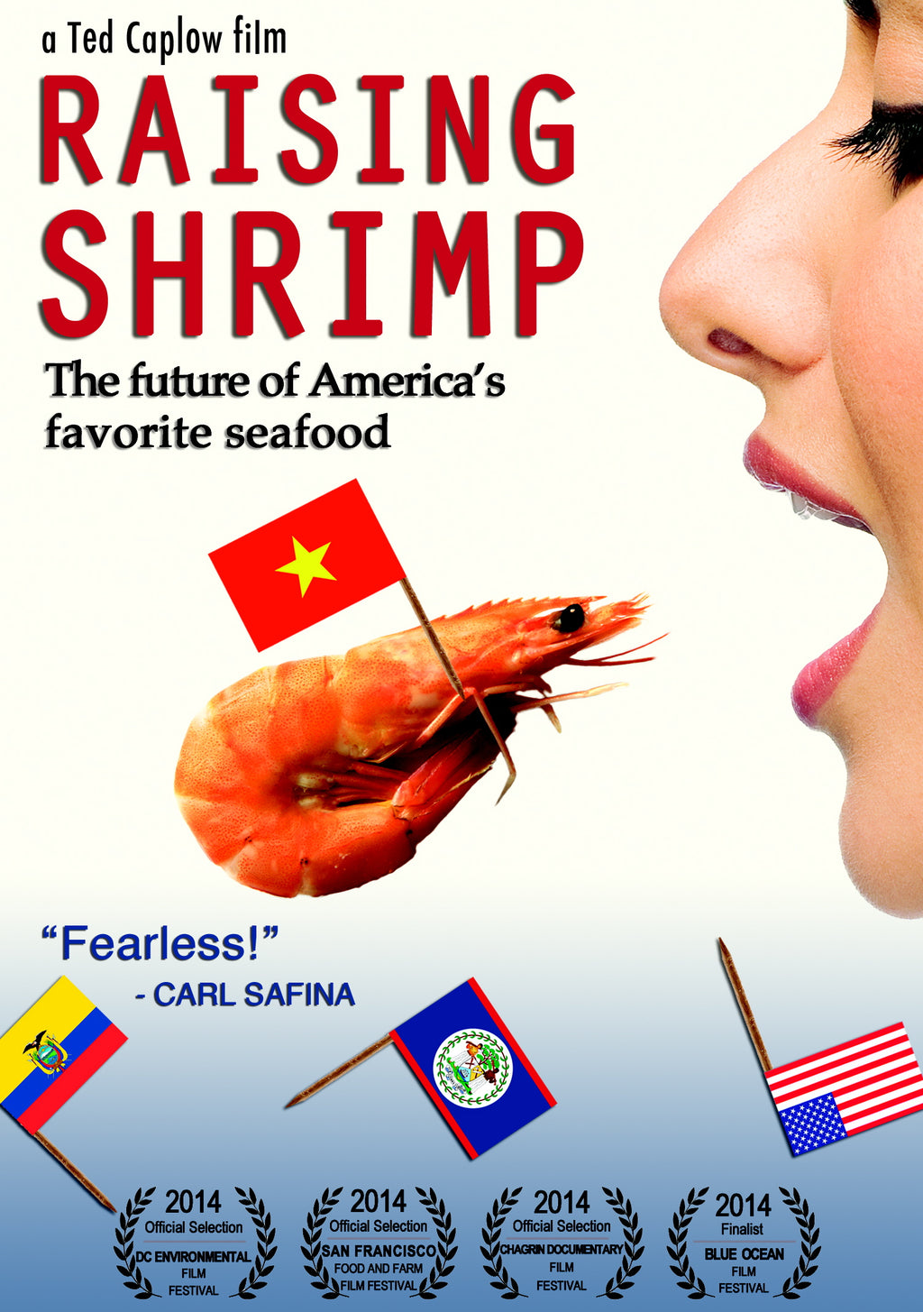 Raising Shrimp: The Future of America's Favorite Seafood