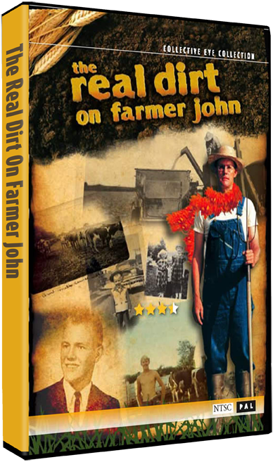 The Real Dirt On Farmer John DVD Case