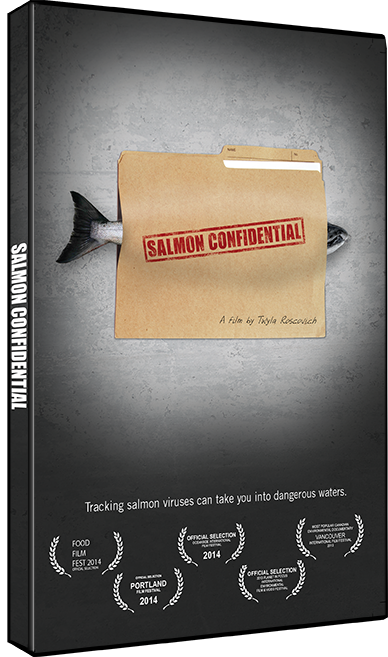 Salmon Confidential (home-use)