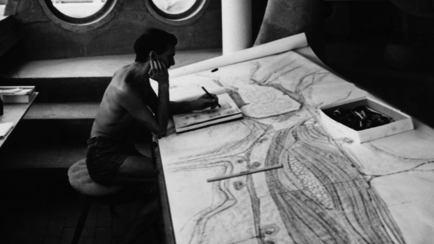 Image result for School of Thought Paolo Soleri