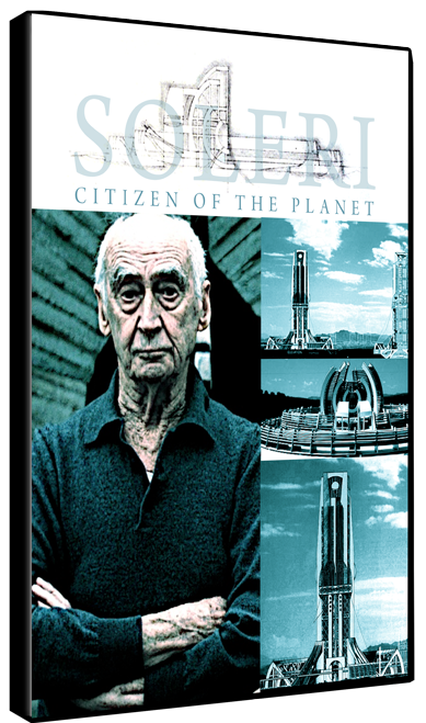 Paolo Soleri: Citizen of the Planet (home-use)