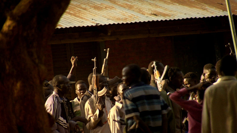 "Scene from documentary ""We Are the Ones"""