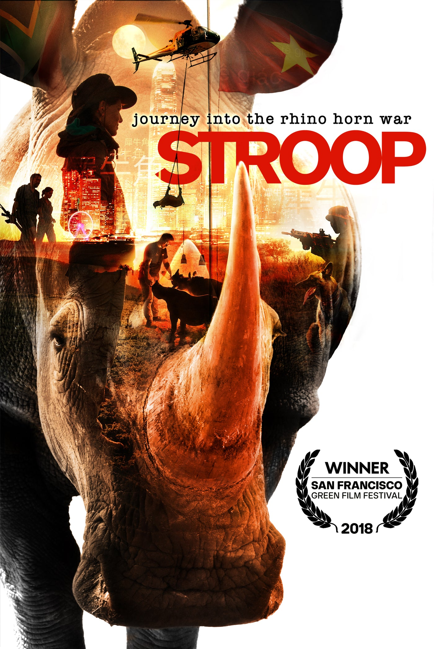 STROOP: Journey Into The Rhino Horn War