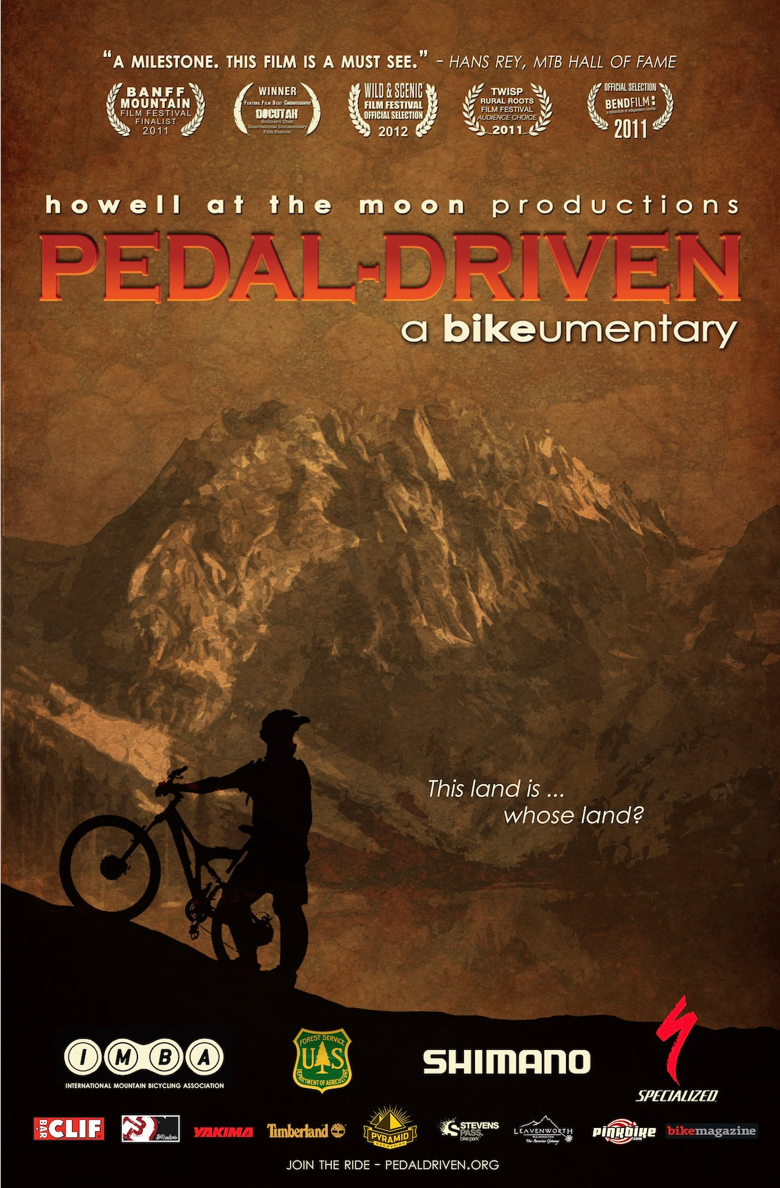Pedal-Driven: A bike-umentary