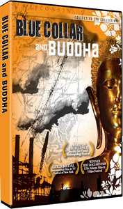 Blue Collar and Buddha DVD case