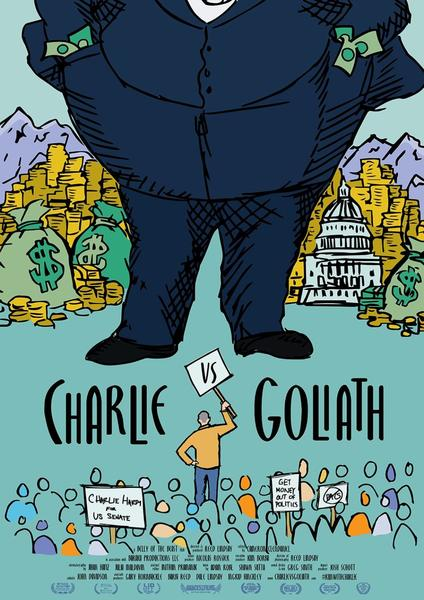 Charlie vs Goliath