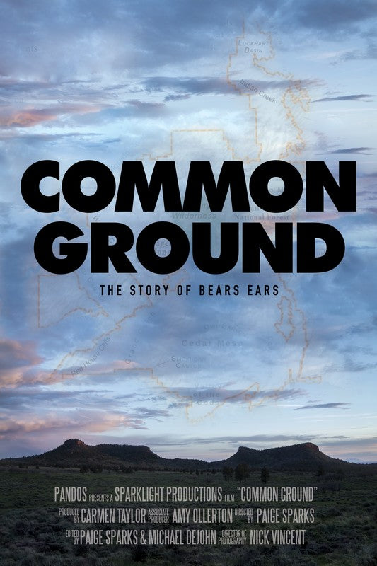 Common Ground: The Story of Bears Ears