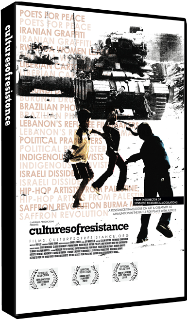 Cultures of Resistance (home-use)