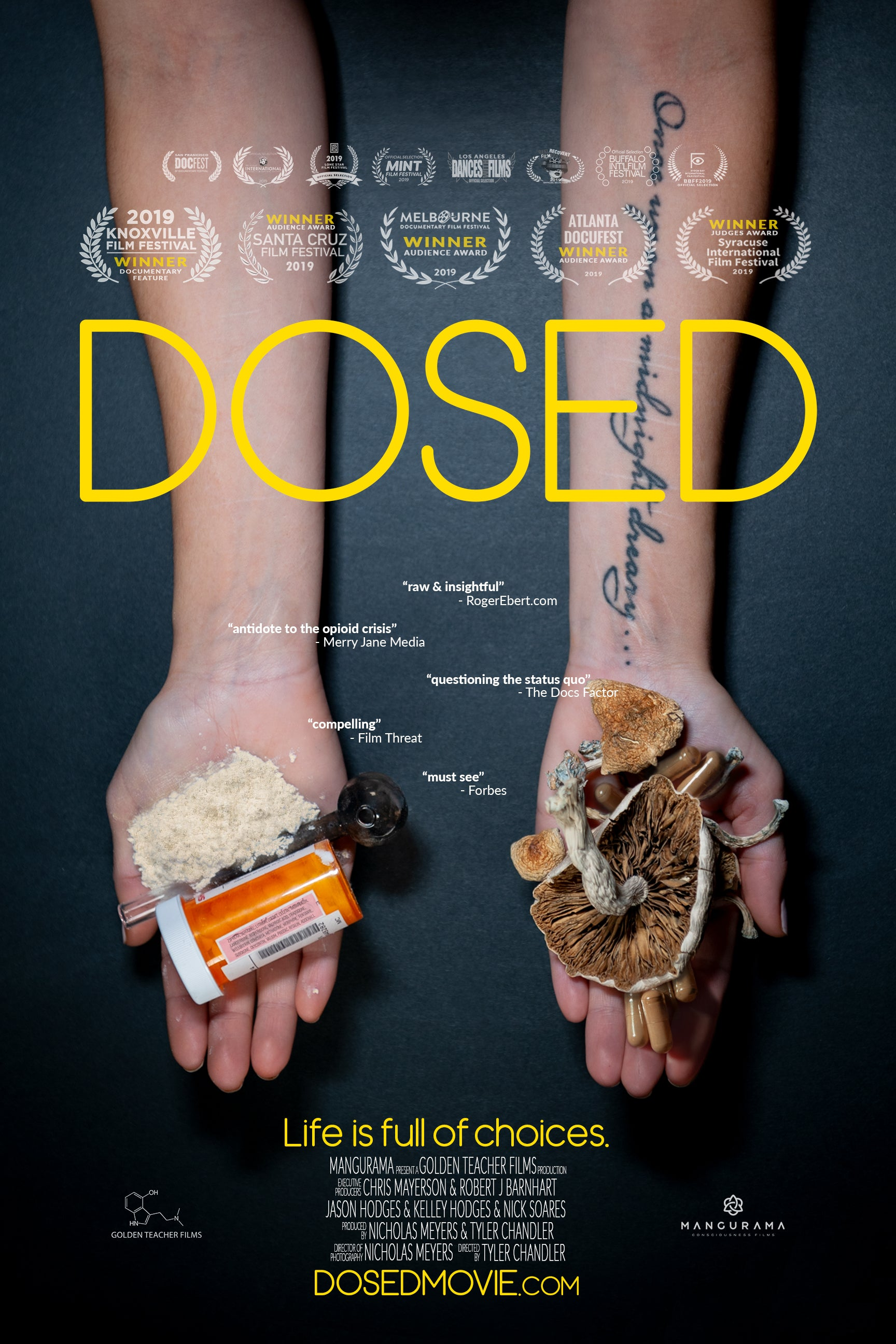 Dosed
