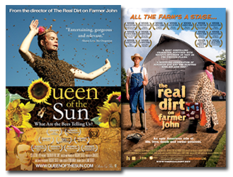 Queen of the Sun - Movie Posters