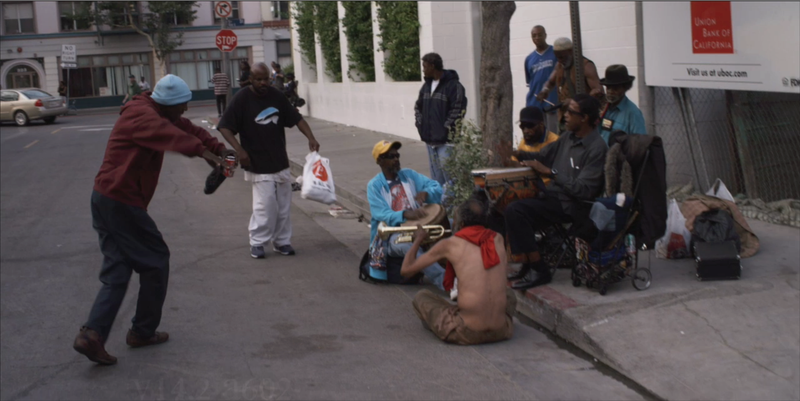 Lost Angels: Skid Row Is My Home (educational)