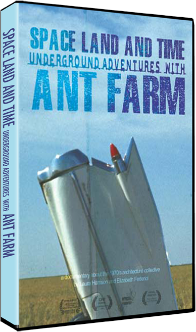 Space, Land and Time: Underground Adventures with Ant Farm (home-use)