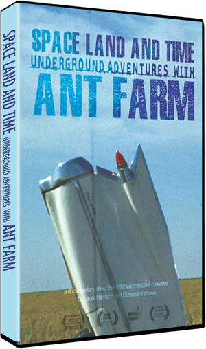 Space, Land and Time: Underground Adventures with Ant Farm