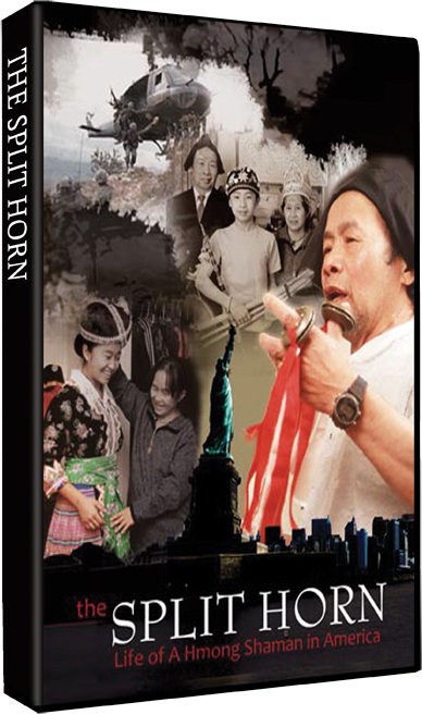 The Split Horn: The Life of A Hmong Shaman in America (home-use)