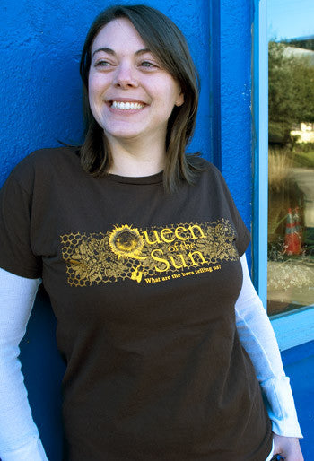 Queen of the Sun - T Shirts