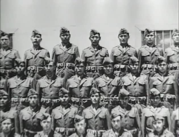 True Whispers: The Story of the Navajo Code Talkers