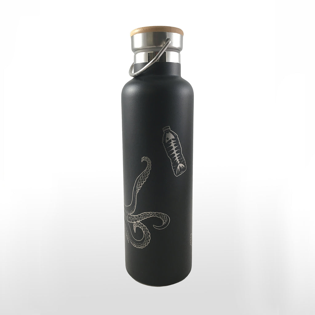 Octopus Insulated Thermos Bottle