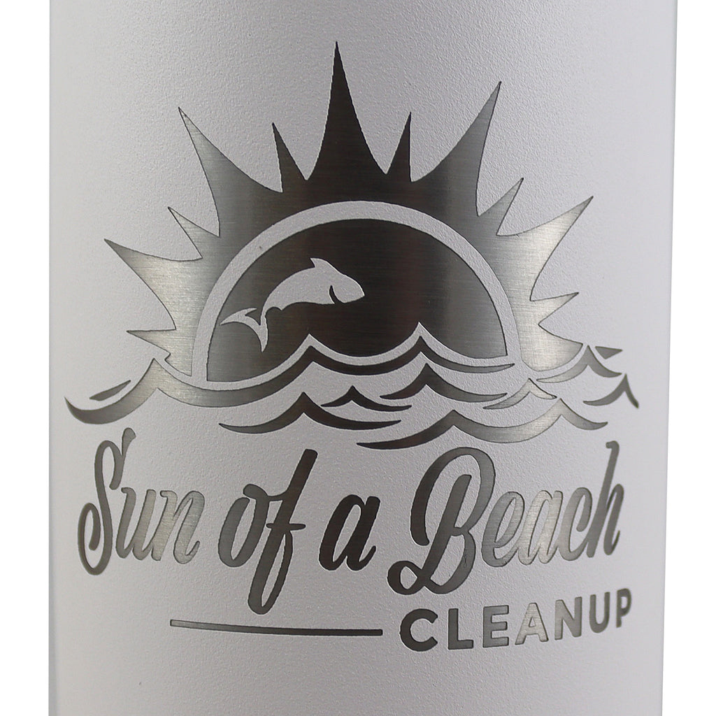 Sun of a Beach Insulated Thermos Bottle